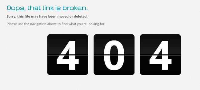 Помилка 404. Eror 404.